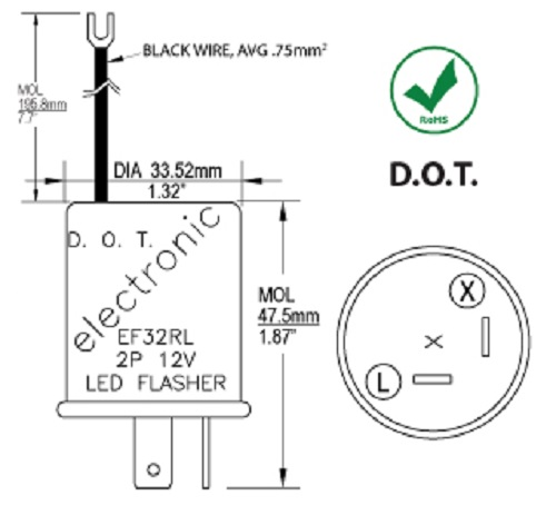 alternating relay wiring diagram with Heavy Duty Electronic Flasher on Schematics h moreover Chapter 8 Mag ic Motor Starter also ConverterInfo together with Electric Welding Equipment Part 2 in addition 1966 Mustang Emergency Flasher Wiring Diagram.