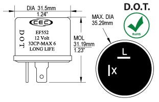 Flashers For Automotive Wiring Diagrams